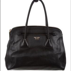 Prada Saffiano Cuir Promenade Bag